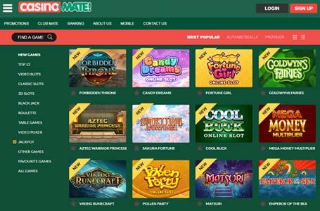casino mate app