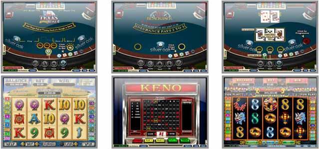 Sliver Oak Casino